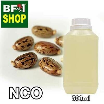 NCO - Castor Natural Carrier Oil - 500ml