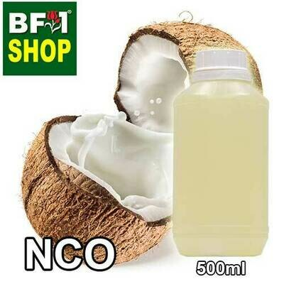 NCO - Coconut Natural Carrier Oil - 500ml