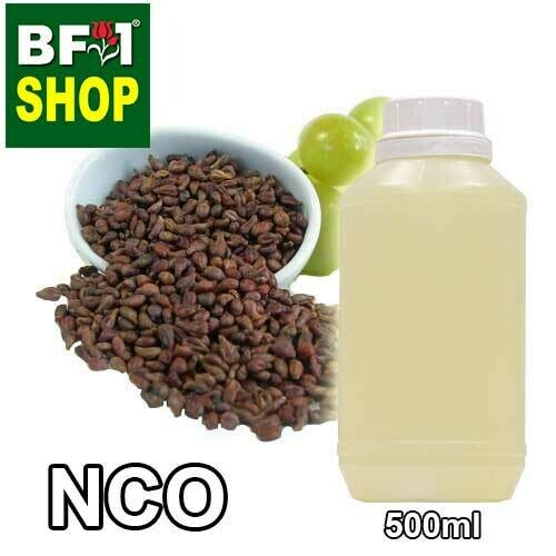 NCO - Grape seed Natural Carrier Oil - 500ml