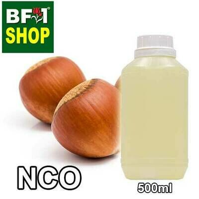 NCO - Hazelnut Natural Carrier Oil - 500ml