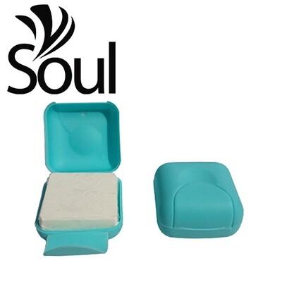 70g/100g - Travel Soap Box Blue