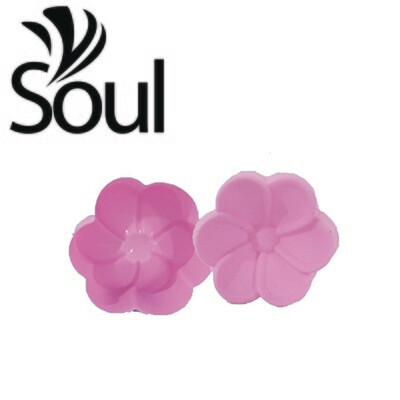 SM - 60g Soap Mould single flower