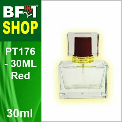 30ml-Perfume Bottle-PT176-30ML-Red
