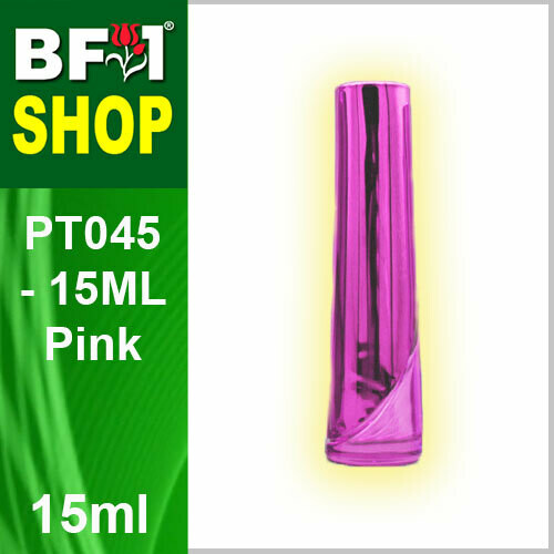 15ml-Perfume Bottle-PT045-15ML-Pink