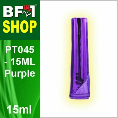 15ml-Perfume Bottle-PT045-15ML-Purple