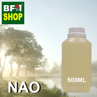 NAO - Basil - Lemon Basil ( Citriodorum Basil ) Aroma Oil 500ML