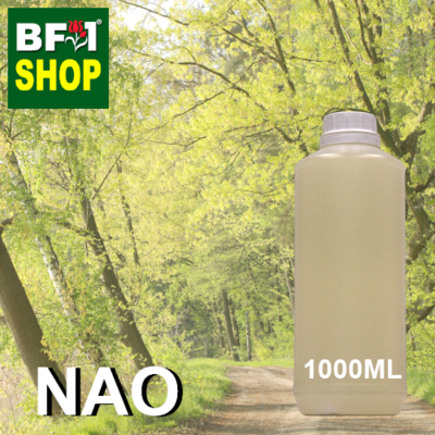 NAO - Basil - Lemon Basil ( Citriodorum Basil ) Aroma Oil 1000ML