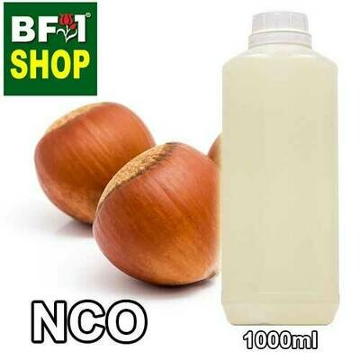 NCO - Hazelnut Natural Carrier Oil - 1000ml