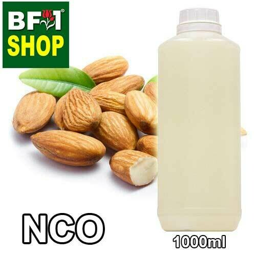 NCO - Almond Natural Carrier Oil - 1000ml