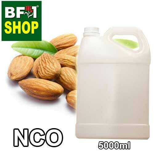NCO - Almond Natural Carrier Oil - 5L
