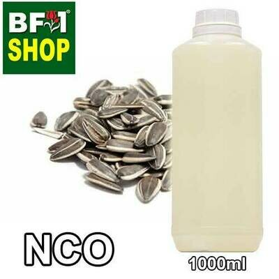 NCO - Sunflower Refined Natural Carrier Oil - 1000ml