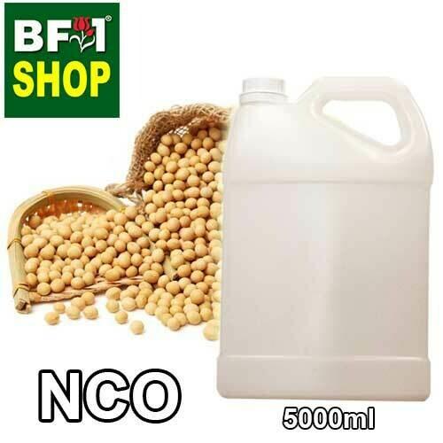 NCO - Soya Bean Natural Carrier Oil - 5L