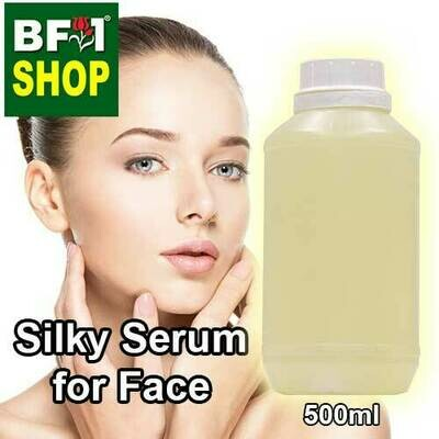 Silky Serum For Face Skin - Scentless - 500ml