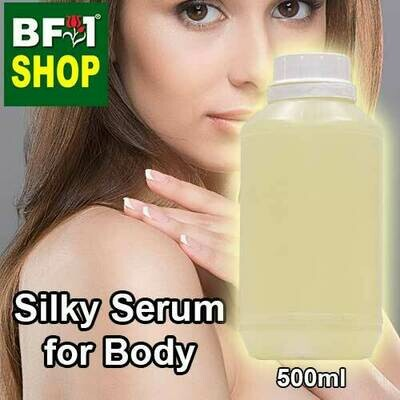 Silky Serum For Body - Scentless - 500ml