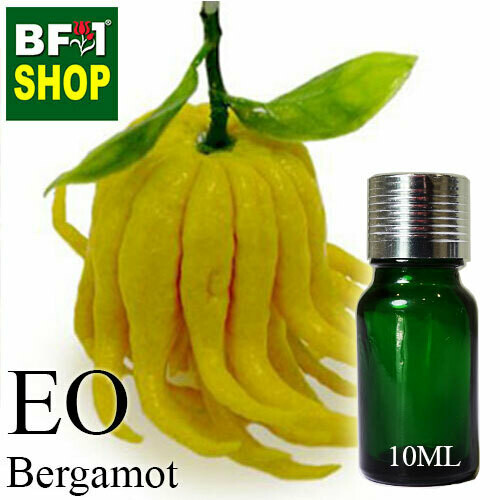 Essential Oil - Bergamot - 10ml