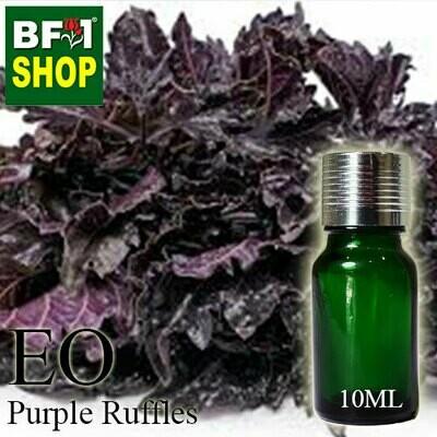 Essential Oil - Basil - Purple Ruffles Basil - 10ml