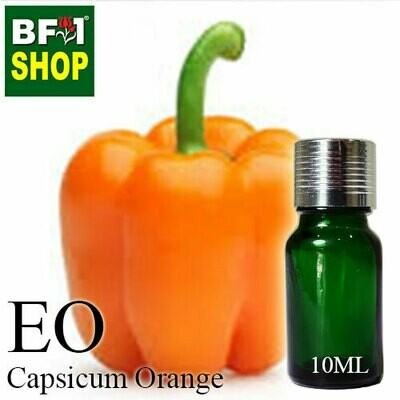 Essential Oil - Capsicum Orange - 10ml