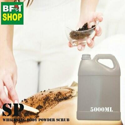 SP - Whitening Body Powder Scrub - 5000ml