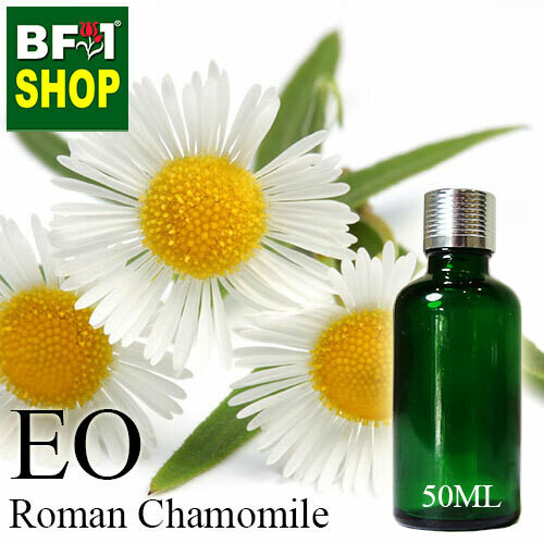 Essential Oil - Chamomile - Roman Chamomile - 50ml