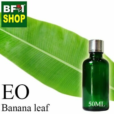 Essential Oil - Banana Leaf - 50ml