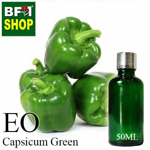 Essential Oil - Capsicum Green - 50ml