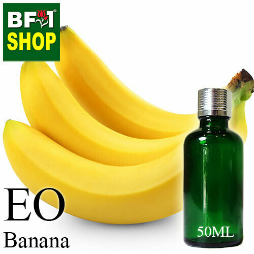 Essential Oil - Banana - 50ml
