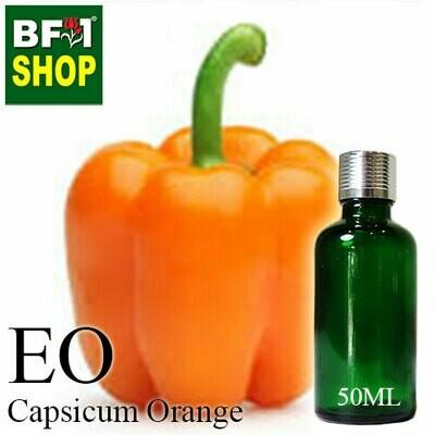 Essential Oil - Capsicum Orange - 50ml