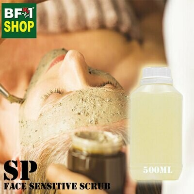 SP - Face Sensitive Scrub - 500ml