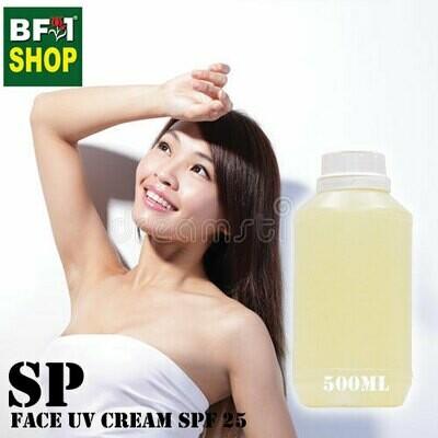 SP - Face UV Cream SPF 25 - 500ml