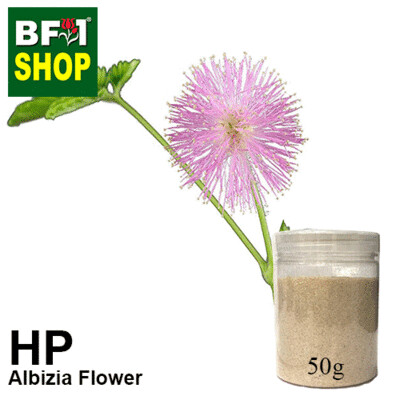 Herbal Powder - Albizia Flower ( Albizia Julibrissin ) Herbal Powder	- 50g