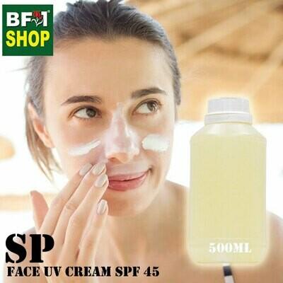SP - Face UV Cream SPF 45 - 500ml