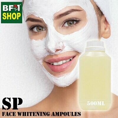 SP - Face Whitening Ampoules - 500ml