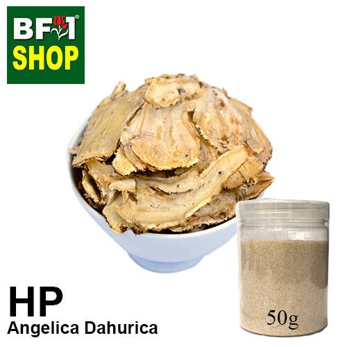 Herbal Powder - Angelica Dahurica Herbal Powder - 50g