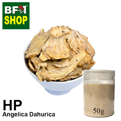 Herbal Powder - Angelica Dahurica Herbal Powder - 50g