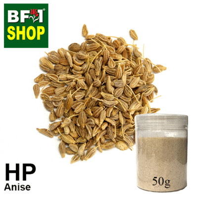 Herbal Powder - Anise Herbal Powder - 50g