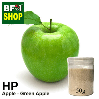 Herbal Powder - Apple - Green Apple Herbal Powder - 50g