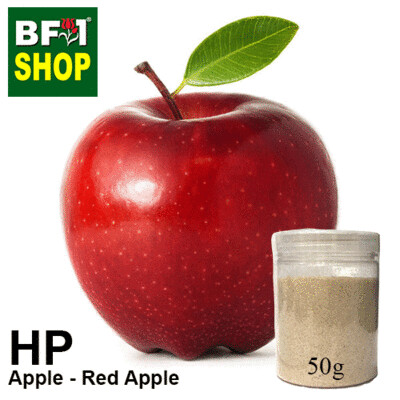 Herbal Powder - Apple - Red Apple Herbal Powder	- 50g