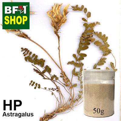 Herbal Powder - Astragalus Herbal Powder - 50g