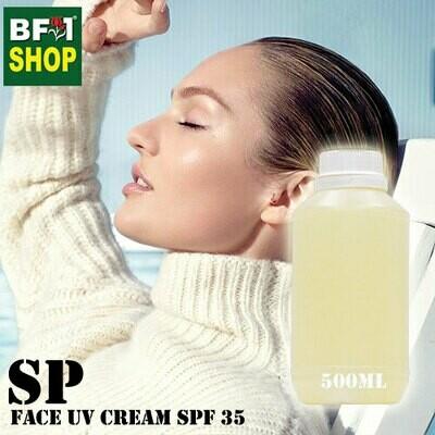 SP - Face UV Cream SPF 35 - 500ml