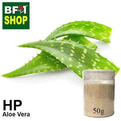 Herbal Powder - Aloe Vera Herbal Powder - 50g