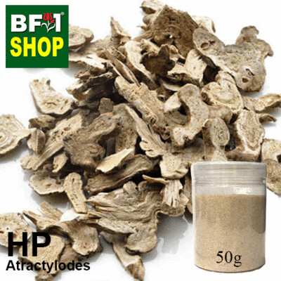 Herbal Powder - Atractylodes Herbal Powder - 50g