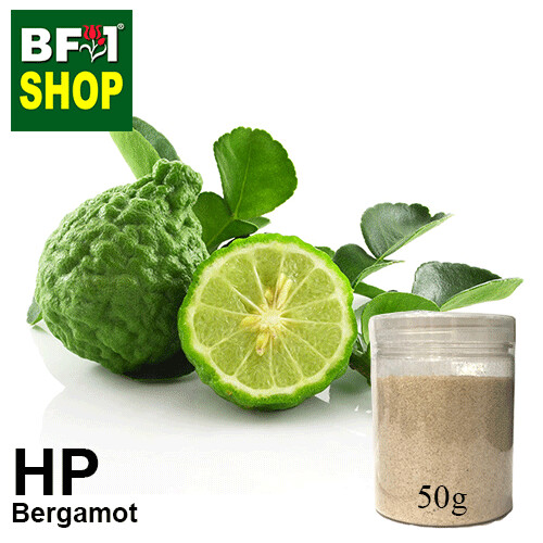 Herbal Powder - Bergamot Herbal Powder - 50g