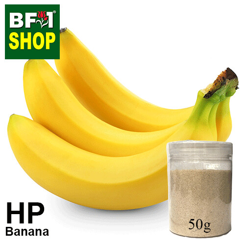 Herbal Powder - Banana Herbal Powder - 50g