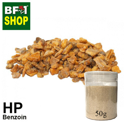 Herbal Powder - Benzoin Herbal Powder - 50g