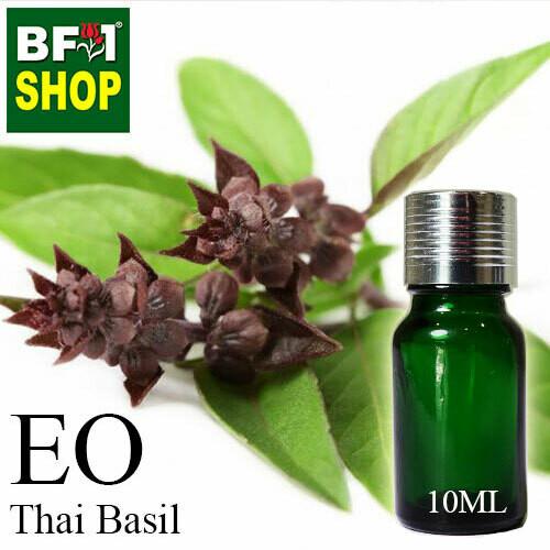 Essential Oil - Basil - Cinnamon Basil ( Thai Basil ) - 10ml