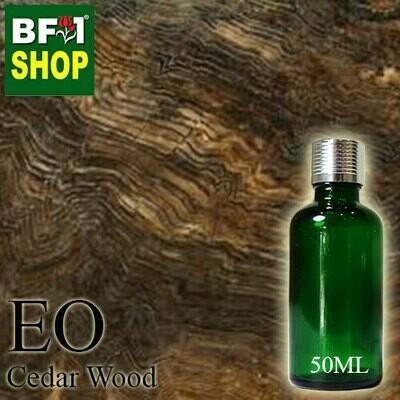 Essential Oil - Cedar Wood - 50ml