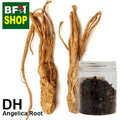 Dry Herbal - Angelica Root	- 50g