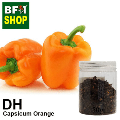 Dry Herbal - Capsicum Orange - 50g
