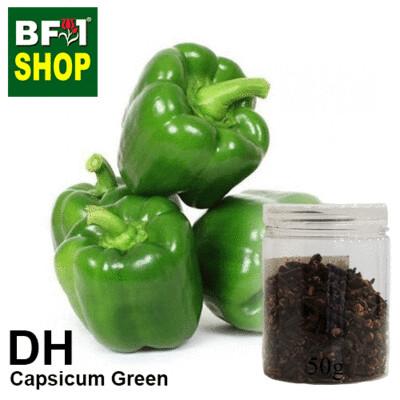 Dry Herbal - Capsicum Green - 50g