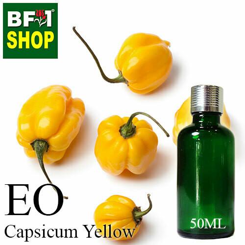 Essential Oil - Capsicum Yellow - 50ml
